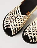 Immagine 1 find weave slingback leather sandali