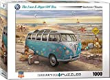 EuroGraphics - Puzle «The Love and Hope VW Bus» (1000 Piezas) - 6000-5310