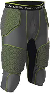 Alleson Integrated 7 Padded Football Girdle