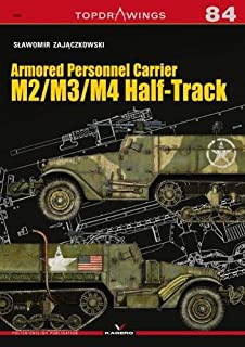 Armored Personnel Carrier M2/M3/M4 Half-Track (TopDrawings)