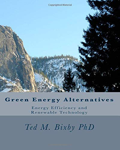 Green Energy Alternatives: Energy Efficiency and Renewable Technology