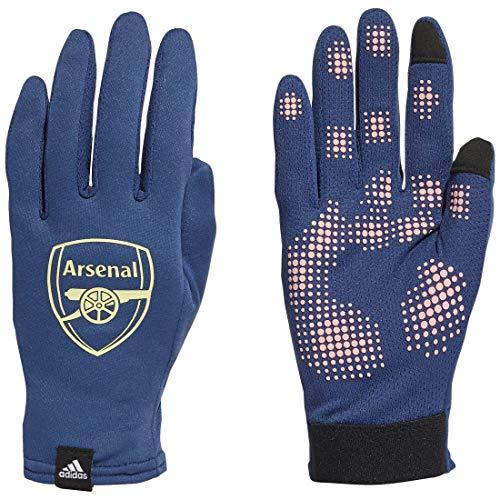 adidas AFC Handschuh Guantes para Hombre, Globlu/Croyal, Medium