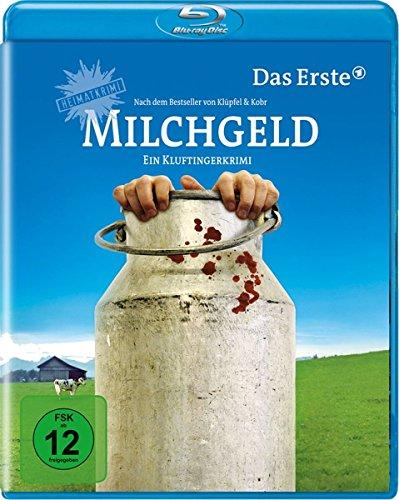 Milchgeld - Ein Kluftingerkrimi [Blu-ray]