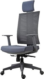 Las sillas de escritorio Presidente de la Conferencia Inicio de elevación silla de la computadora giratoria Silla de oficina de malla con soporte lumbar ajustable Altura del brazo o recepción Comedor