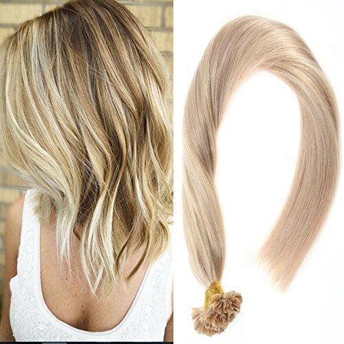 Extensiones Keratina  marca Sunny Hair