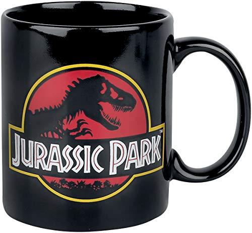 Jurassic Park Tasse Classic Logo