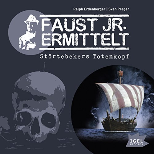 Störtebekers Totenkopf audiobook cover art