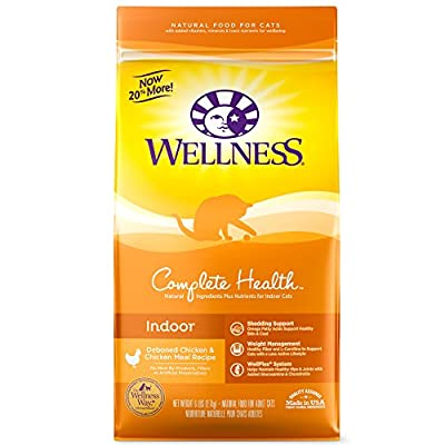 wellness complete health cat food