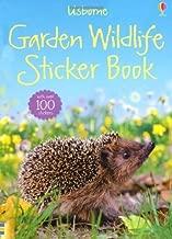 Garden Wildlife Sticker Book (Usborne Nature Sticker Books) (Usborne Spotter's Sticker Guides) by Philip Clarke (30-May-2010) Paperback