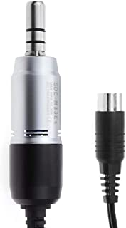 SoHome Low Speed Marathon Micro-motor Hand Shank E-type M33E Handle 35000 RPM