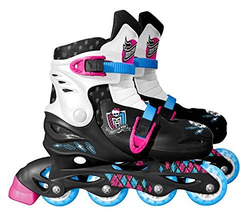 Kinder Mädchen Girls Inliner Inline Skates Skater Inlineskating Disney Monster High 30 31 32 33 STAMP