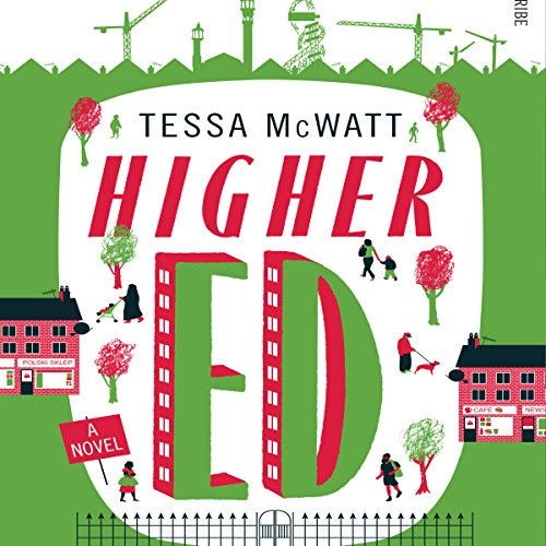 Higher Ed cover art