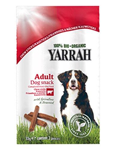 Yarrah - Juego de 500 palillos ecológicos (3 x 11 g)