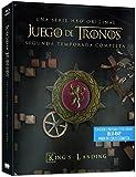 Juego De Tronos Temporada 2 Steelbook Blu-Ray [Blu-ray]