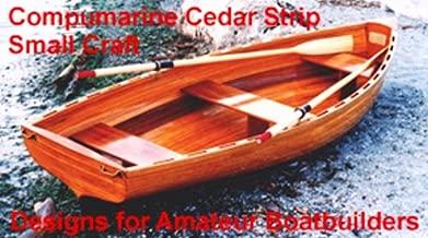 Catalog of Cedar Strip Boat Plans from Compumarine
