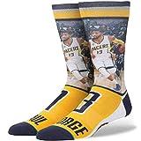 Stance NBA Future Legends PG-13 - Calcetines de baloncesto para hombre, color amarillo