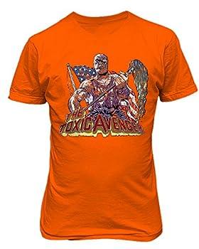 toxic avenger shirt