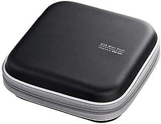 Caja de almacenamiento de CD Caja CD CD Storage Box Office Organizador de escritorio tiene capacidad for hasta 36 CD for e...