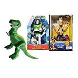 3Pcs Disney Toy Story 3 2 Woody Buzz Lightyear Be Poop Rex Jessie Muñecas Parlantes Toy Story 4 Buzz...