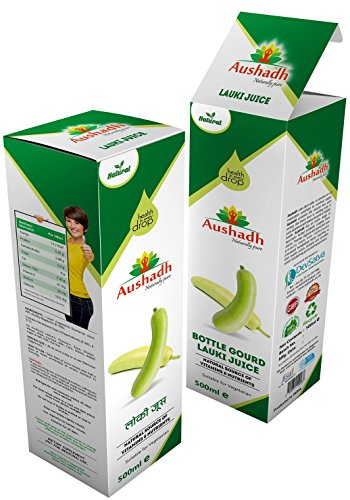 Aushadh Louki Sap 'Fles Gourd Juice' 500ml