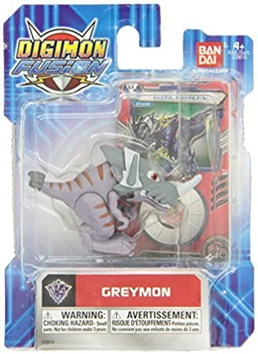 Digimon Fusion Action Figure graumon by Digimon Fusion