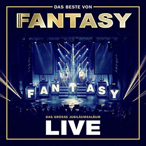 Das Beste Von Fantasy - Das Große Jubiläumsalbum - LIVE