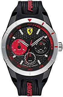 Ferrari Casual Watch For Men Analog Plastic - SF0830254