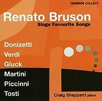 Renato Bruson sings Favorite Songs