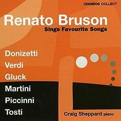 Renato Bruson, Baryton