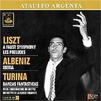Faust Symphony / Iberia / Danzas Fantasticas