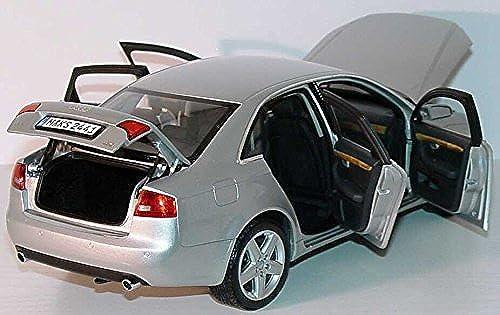 Audi A4 2005 silber metallic