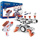 USA Toyz Astroshot Zero G Shooting Games with 1 Foam Blaster Toy Gun