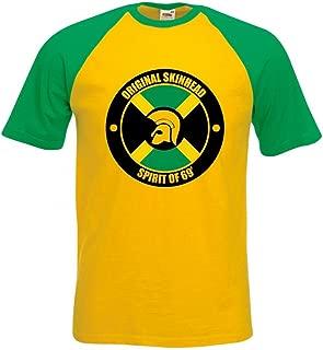 Men's Original Skinhead Spirit of 69 Men's Baseball T-Shirt