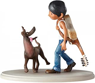 Disney Showcase by Enesco Miguel and Dante from Coco