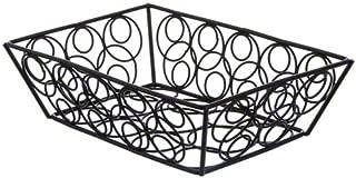 Best black wire bread baskets Reviews