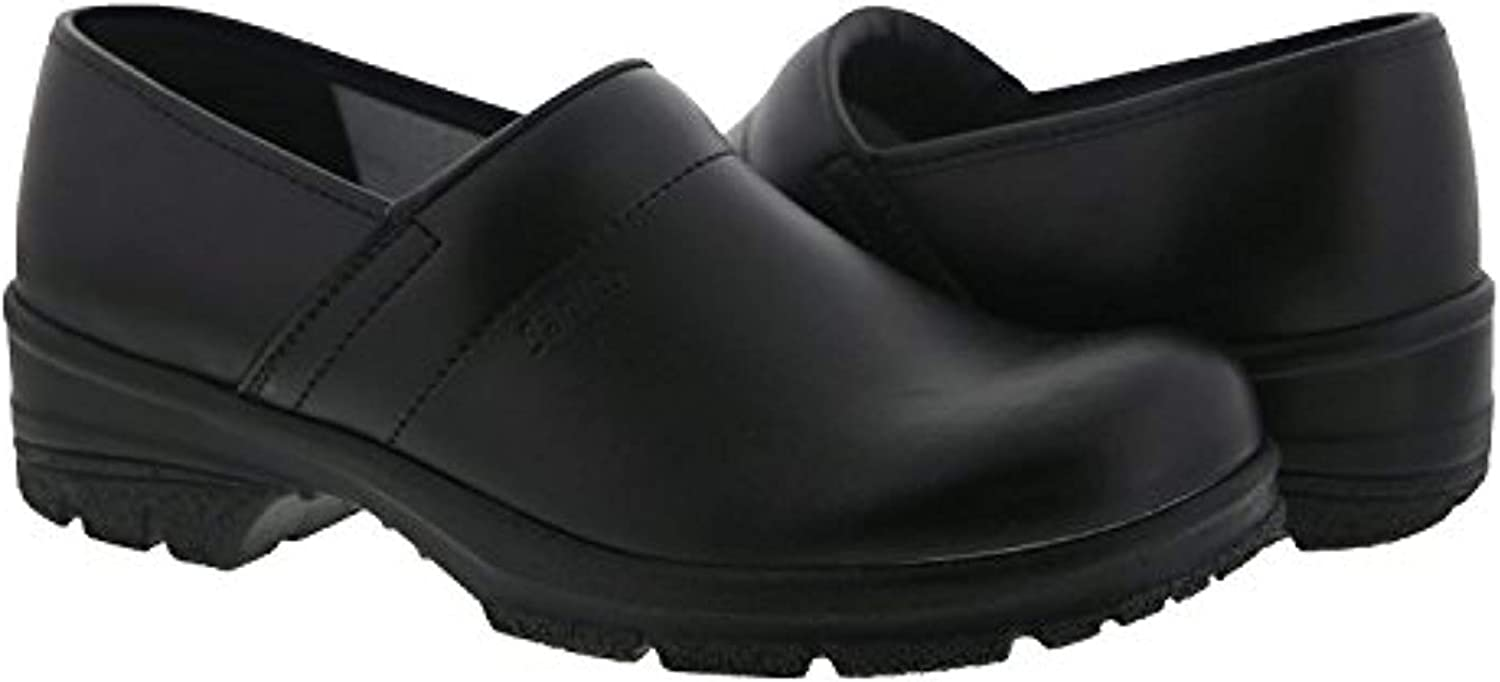 Sanita Men's David Clogs & Cleaning Rag Bundle
