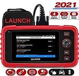 LAUNCH CRP123X Escáner OBD2 Lector de Códigos Diagnosis Profesional con AutoVIN para Motor Transmisión ABS SRS Airbag con actualizaciones por Wi-Fi Incorporada