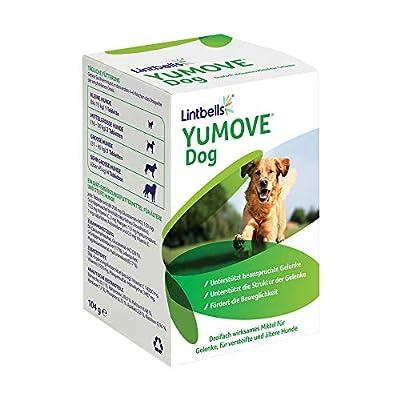 YuMOVE Gelenktabletten für Hunde mit Grünlippmuschel, Glucosamin und Choindroitin für alles Hunde, Hohe Akzeptanz beim Hund