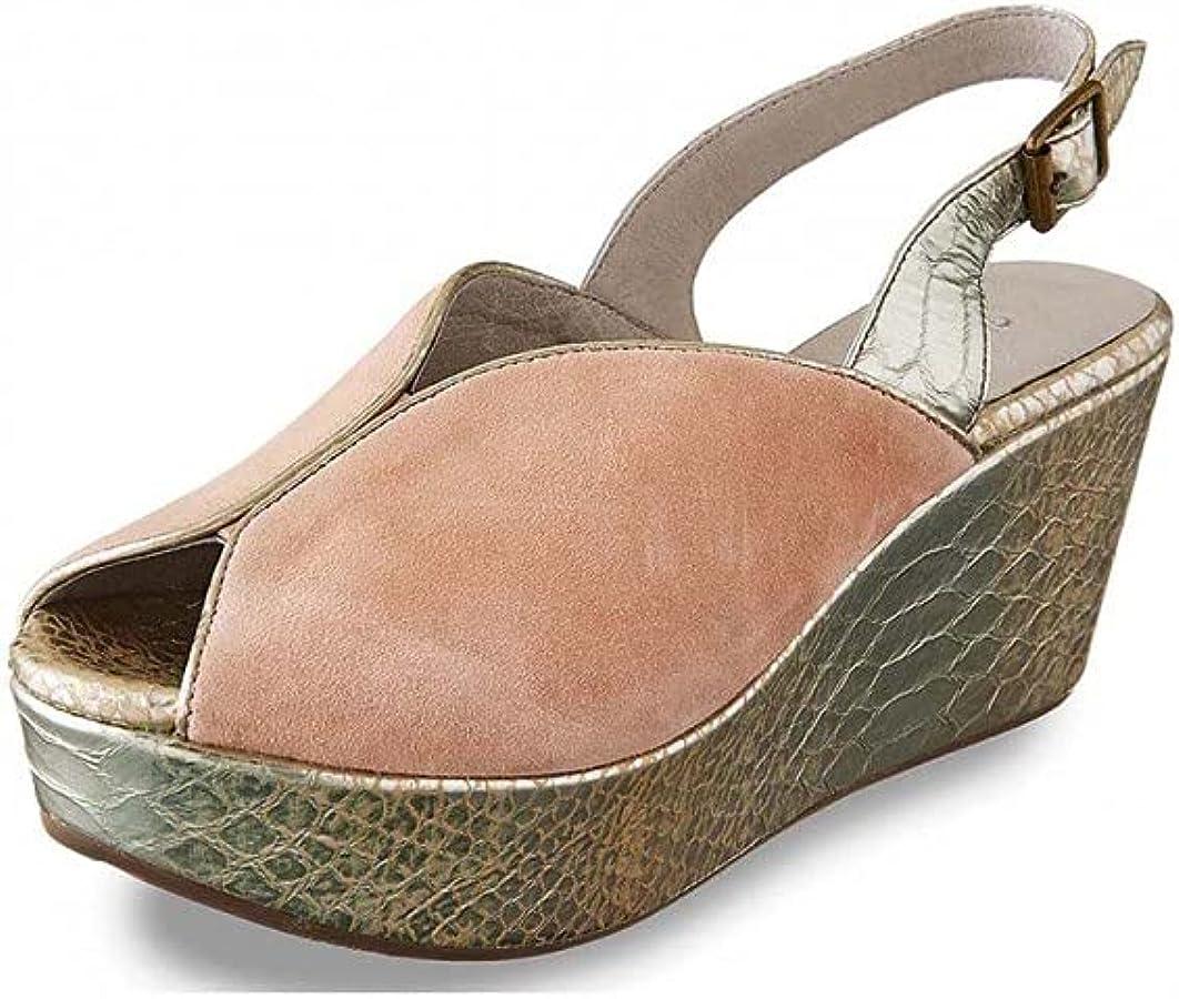 Chocolat Blu Women Shoes Walta Peep Toe Platfrom Sandal