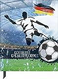 BRUNNEN Freundebuch Fußball