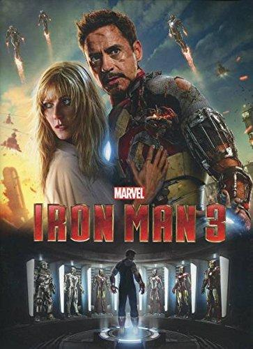 【映画パンフレット】 『アイアンマン3』 出演:ロバート・ダウニー・Jr.グウィネス・パルトロウ