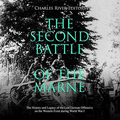 The Second Battle of the Marne cover art