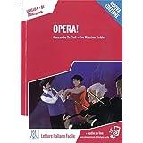 Opera! - Nuova Edizione: Livello 4 / Lektuere + Audiodateien als Download