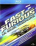 Pack The Fast And The Furious - La Saga Completa [Blu-ray]