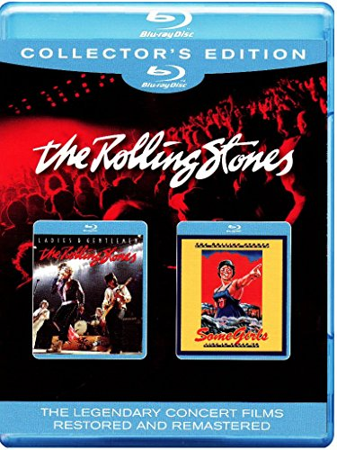 Rolling Stones - Ladies & Gentlemen/Some Girls Live [Blu-ray]