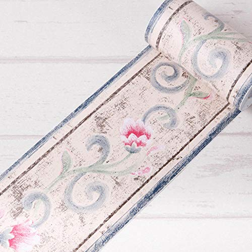 cenefa adhesiva baño de la marca Guest Ruyunlai