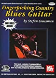 Fingerpicking Country Blues Guitar (Stefan Grossman'S Guitar Workshop Audio)