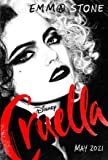 Cruella – Emma Stone – Wall Poster Print - 30cm x 43cm