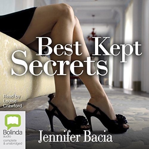 Best Kept Secrets audiobook cover art
