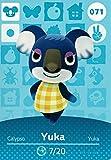 Animal Crossing Happy Home Designer Amiibo Card Yuka 071/100
